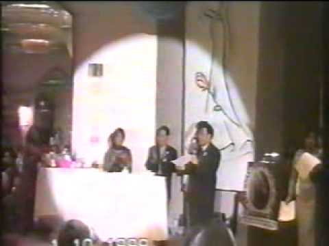 Abu Dhabi Filipino Dance Club 1st yr Anniversary  Jan., 1999