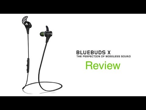 best bluetooth headphones jaybird bluebuds x review youtube. Black Bedroom Furniture Sets. Home Design Ideas