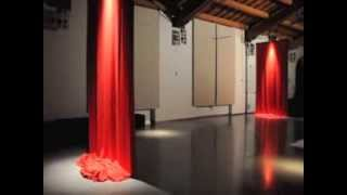 Improvvisazione silenziosa - Museo del Tessuto, Prato