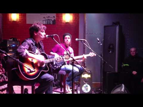 "Eric Martin and Chris Dale ""Take a Walk"" Cardiff 19/3/13"