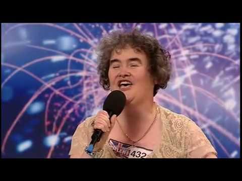 Susan Boyle meghallgatása - magyar felirattal
