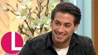Kem Cetinay Praises His Ex Amber Davies and Reveals Who He Wants to Win Dancing On Ice | Lorraine