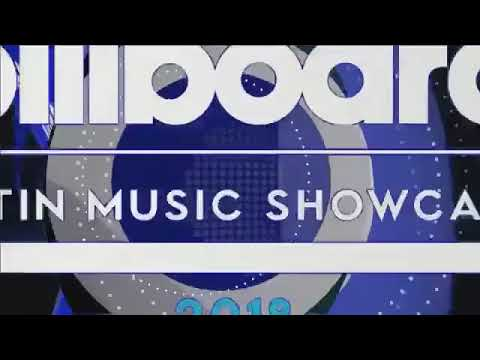 Maite Perroni - Billboard Latin Music Showcase (2018)