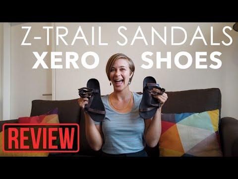 Xero Barefoot Sandals Review: Z-Trail Women's Travel Sandal