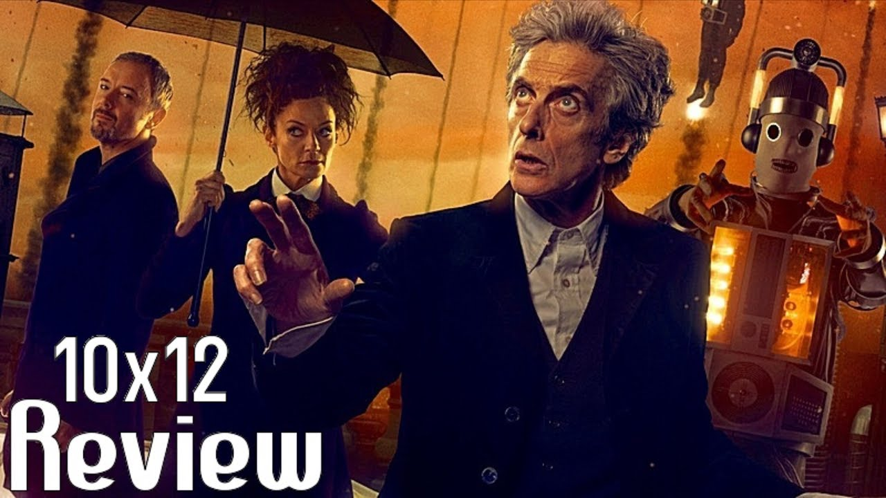 Doctor Who: The Doctor Falls - Review / Discussion - YouTube