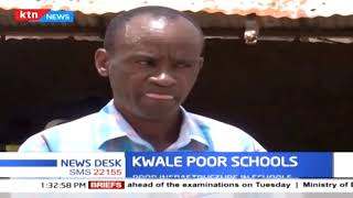 Kwale poor schools: Kwale candidates not in good shape for the national exams