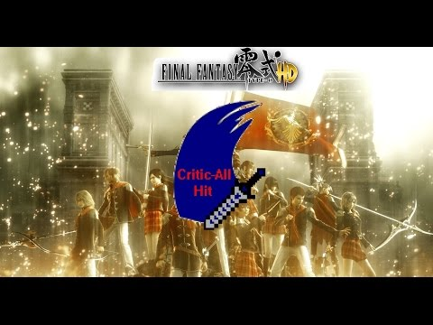 Critic-All Hit: Final Fantasy Type-0