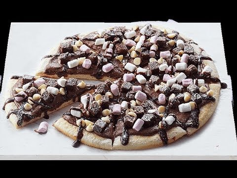 Domino's releases first ever chocolate dessert pizza