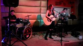 """Hannah Lopez & the Luck-eez """"Pumped Up Kicks"""" cover"""