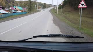 Красивые рейсы, прям нэшнл географик )) Старосубхангулово / Видео