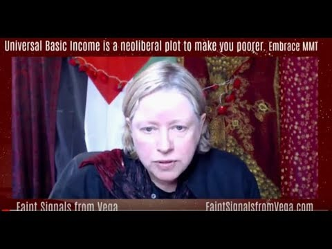 UBI (Universal Basic Income) is a Neoliberal Plot to Make You Poorer