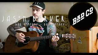 bad company acoustic cover by jason barker