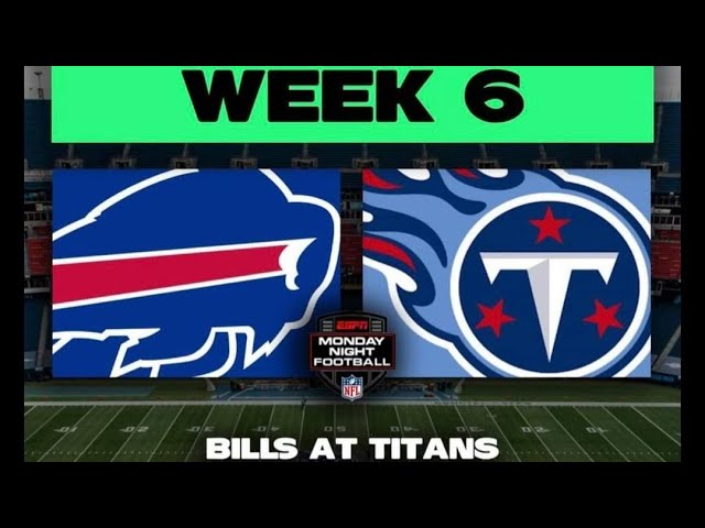 Can the Bills make it 5 wins in row VS Tennessee Titans? || Member call in show!!