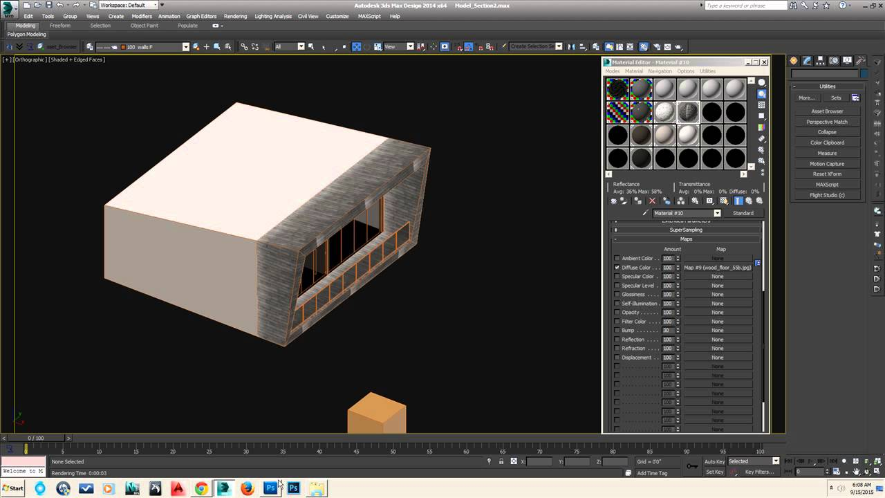 Exporting 3ds Max Models to Unreal Engine 4: Material Considerations