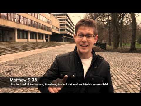 Every Nation Campus Europe Prayer Initiative