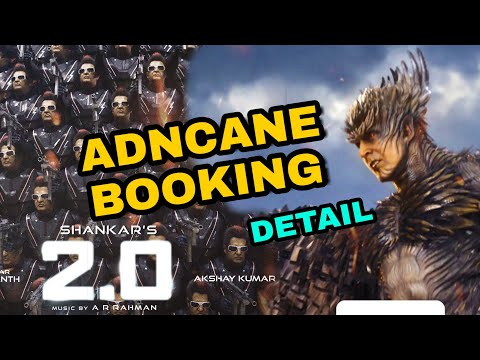 Robot 2.0 Updates : 2.0 Advance Booking Date Out, Akshay Kumar, Rajinikanth, Amy Jackson, Shankar