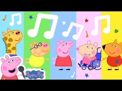 🌟 Class Of Madame Gazelle  🎵 Peppa Pig My First Album 8#   Peppa Pig Songs   Kids Songs   Baby Songs