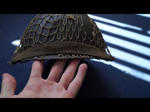 Dating m1 helmet shell