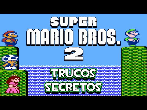 NES Super Mario Bros 2 - Trucos Secretos