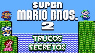 NES Super Mario Bros 2 - Trucos Secretos