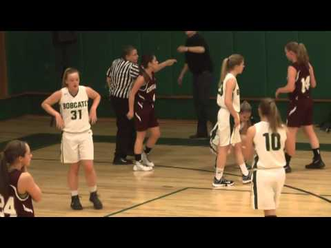 NAC - NCCS Girls  1-21-16
