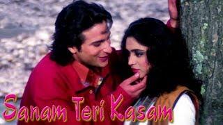 Sanam Teri Kasam - Saif Ali Khan as a Lover-Boy - Part 1   Atul Agnihotri