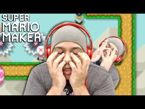 I LEAVE FOR VACATION AND COME BACK TO THIS!? [SUPER MARIO MAKER] [#121]