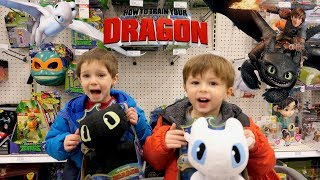 How to Train Your Dragon 3: The Hidden World Pretend Play Compilation with Chase and Cole Adventures