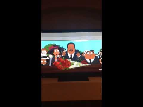 Cleveland Show - Loretta's Funeral