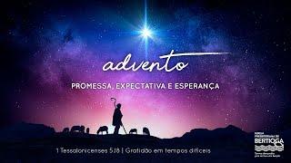 Culto Dominical | 29/11/2020 | Gratidão em tempos difíceis