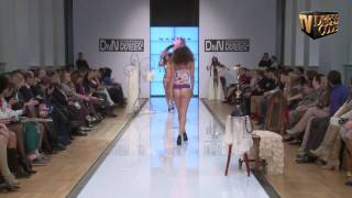 Показ Bon Bon Lingerie, DnN St.Petersburg Fashion Week, 7 октября 2012, Dress Code TV