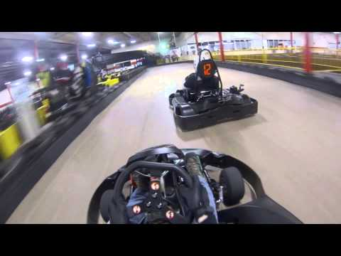 First Heat @ On Track Karting - Wallingford, CT