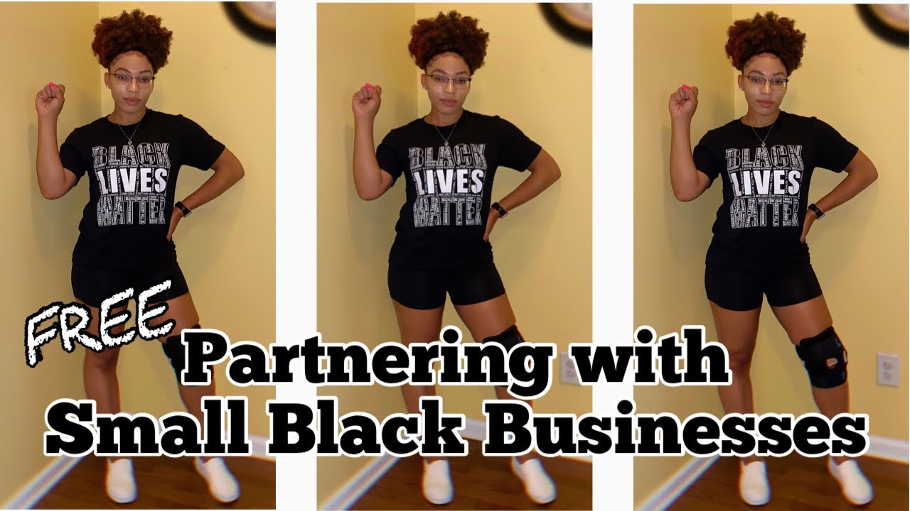BLACK OWNED BUSINESS #SUPPORT #BLM