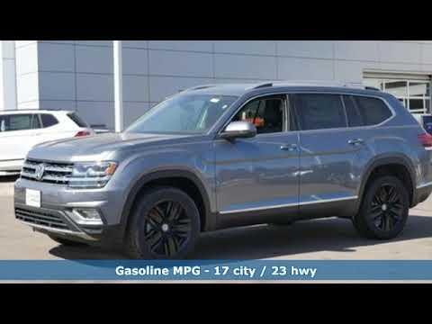 New 2019 Volkswagen Atlas Saint Paul MN Minneapolis, MN #89685 - SOLD