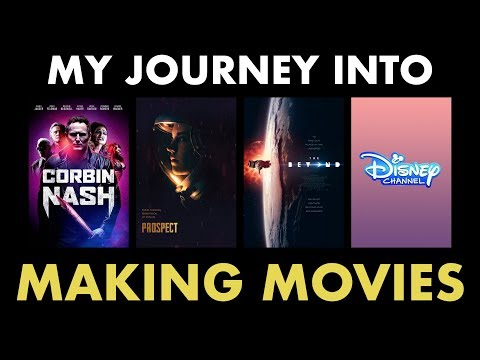 My Journey Into Making Movies