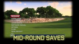 Tiger Woods PGA Tour 12: PS3 & Xbox 360 Verbesserungen