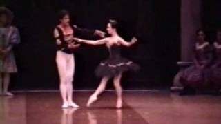 An excerpt of Ballet Philippines full-length production of Swan Lak...