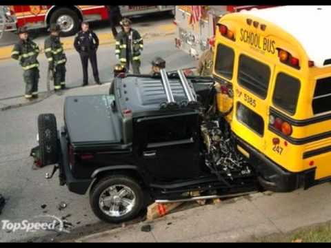 World S Best Hummer Crashes Youtube