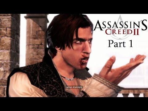 Assassin's Creed 2 The Ezio Collection PS4 Walkthrough Part 1 No commentary