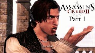 Скачать Assassin S Creed 2 The Ezio Collection PS4 Walkthrough Part 1 No Commentary