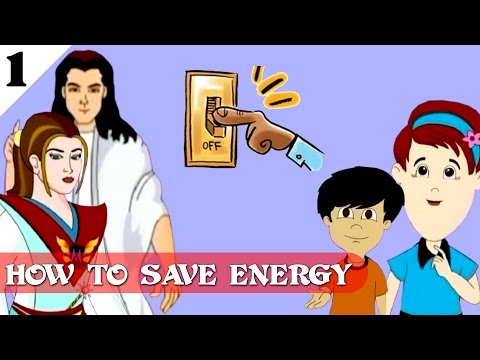 How to Save Energy - Part 1   Fun N' Learn   Pre school Learning And Kids Education
