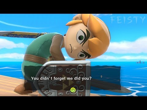 All these Links made you forget about this feisty little guy...
