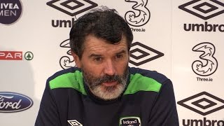 Roy Keane Full Press Conference - Criticises Everton Manager Ronald Koeman Over James Mccarthy