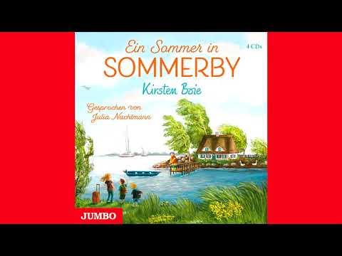 Ein Sommer in Sommerby YouTube Hörbuch Trailer auf Deutsch