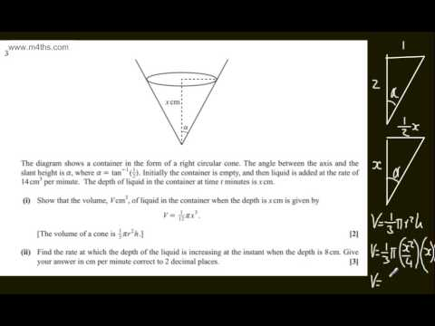 q3 Core 3 C3 OCR June 2013   A2 Past maths paper   Exam   mathematics solutions