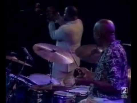 Roy Haynes, Kenny Garret, Nicholas Payton, Christian McBride, David Kikoski – VITORIA 2002