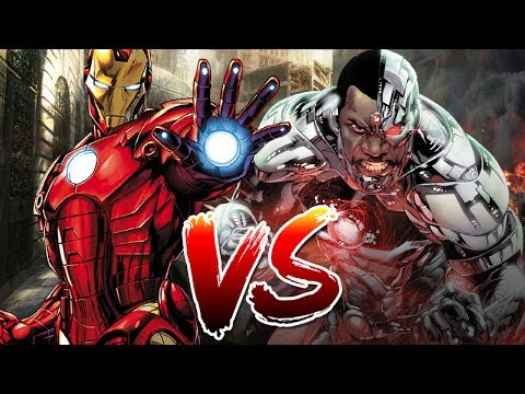 Iron Man VS Cyborg | Who Wins?