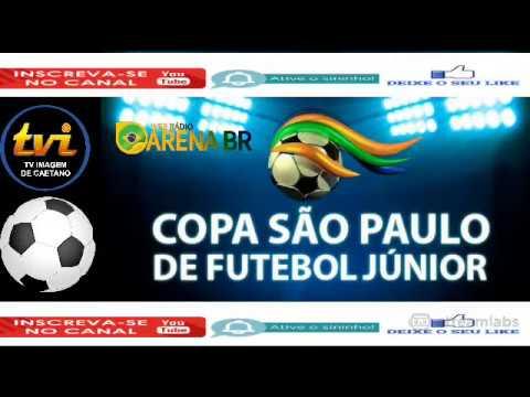 Copa São Paulo de Futebol Junior 2020 | Copinha 2020(Narração ao vivo 17/01)