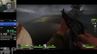 Left 4 Dead 2's The Sacrifice speedrun in 5:36 - Co-op RTA