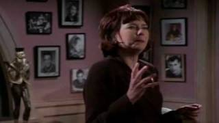 """Frasier cuarta temporada capitulo 17 """"El Turno de Roz"""" 3/3 (Audio Latino)"""